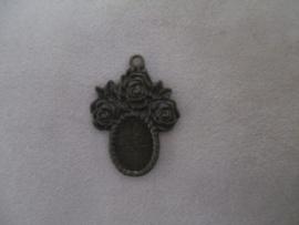 Speigel/ foto frame brons