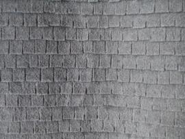 MDP008SLG Shingle dakbedekking licht grijs 1:12