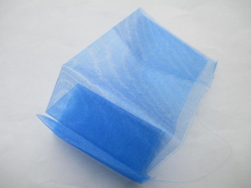 Voile blauw