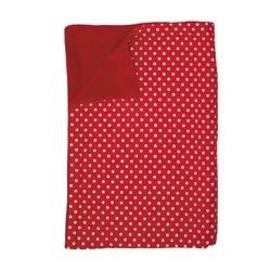 Dynamic Comfort Plaid Stip rood wieg