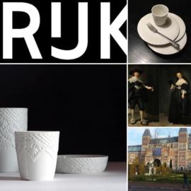 Schaaltje Rijksmuseum Marten en Oopjen
