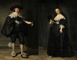 Beker Rijksmuseum Marten en Oopjen