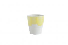 Espressokopje ´Useful new color´, geel