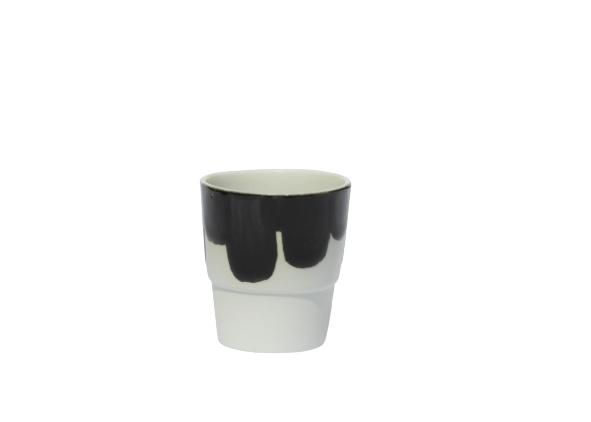 Espressokopje `Useful new color, Zwart
