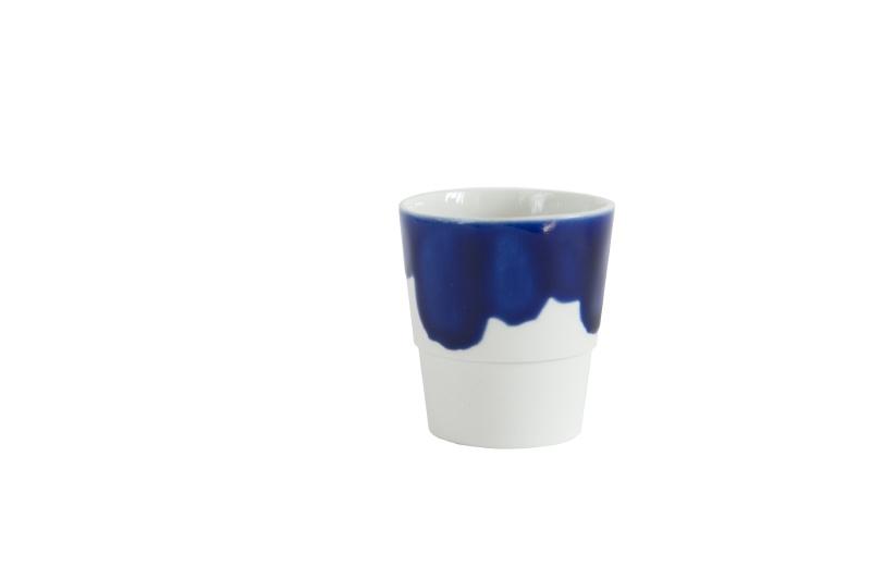 Espressokopje `Useful new color, Blauw