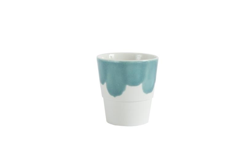 Espressokopje ´Useful new color', Groen