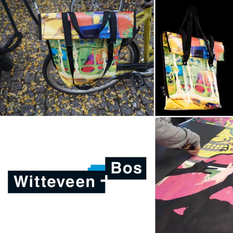 Fietstas Witteveen+Bos