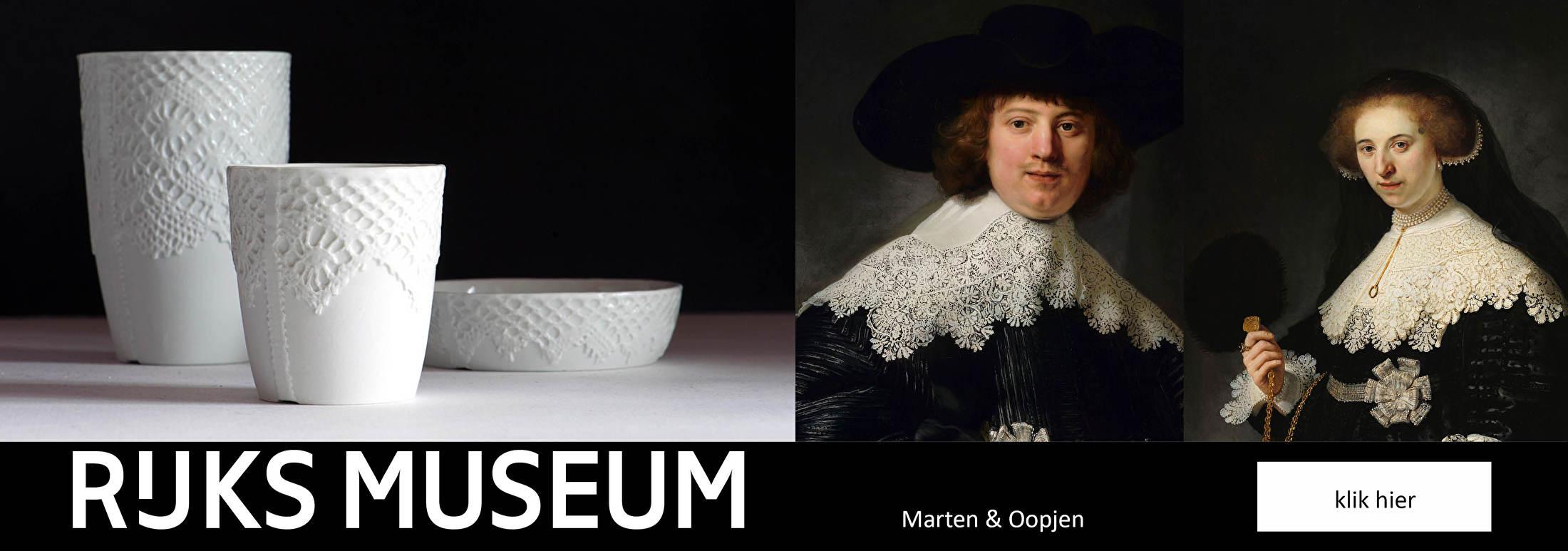 Banner Rijksmuseum collectie 2020