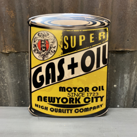 Super gas and oil