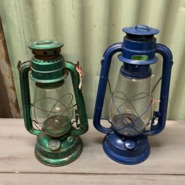Industriële olie lampen
