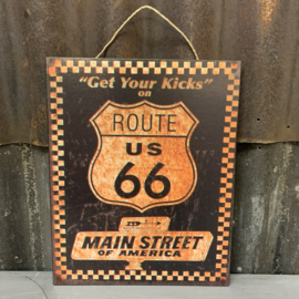 Get your kicks Route US 66