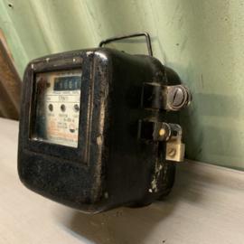 Oude electra meter
