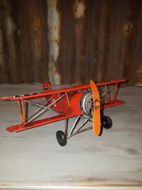 Red Baron Gevechts vliegtuig