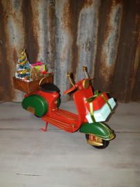 Kerstscooter