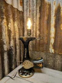 Industriële lamp - Naaimachine lamp