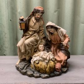 Maria jezus en Joseph