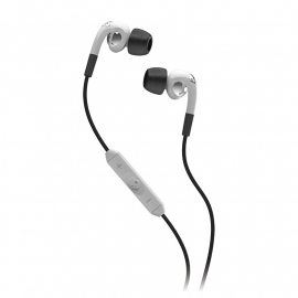 Skullcandy The Fix white chrome