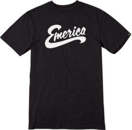 Emerica Bold Lettering Black Size M/L