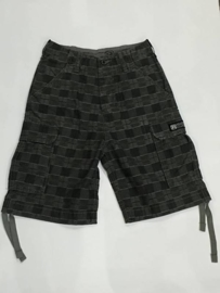 Reell Short Cargo Black-Grey MT26