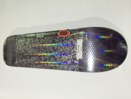Real Embossed Elite War Ishod Deck 8.06