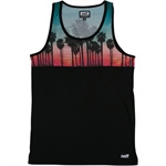 NEFF Palm Stripes Tank MT L