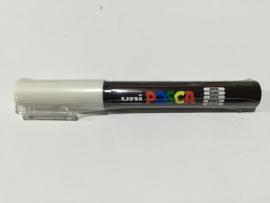 Posca PC-1M/ 0,7mm Verfstift White