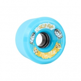 Cloud Ride Mini Slide Blue Wheels - 66mm