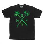 NEFF Palms S/S T shirt Size L