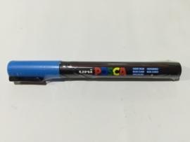 Posca PC-3M/ 1,3mm Verfstift Blue