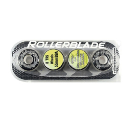 Rollerblade 55mm 89a Wheels 8-pack