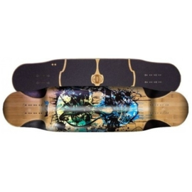 Bustin Shrike - Bamboo X - Deck Only