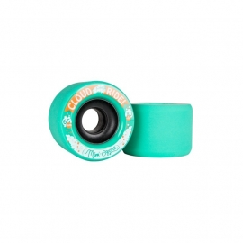 Cloud Ride Mini Ozone 65mm Turquoise Wheels