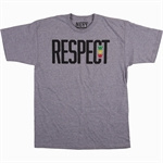 NEFF ORIGINAL Damain Respect T shirt Size L