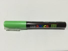 Posca PC-1M/ 0,7mm Verfstift Light Green