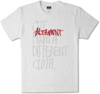 Altamont CFADC Push through White Size M/L