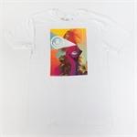 NEFF Domino T shirt Size L