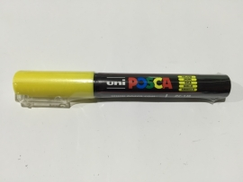 Posca PC-1M/0,7mm Verfstift Yellow