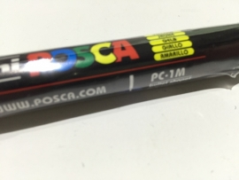Posca PC-1M/ 0,7mm Verfstift Grey