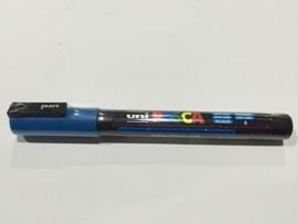 POSCA PC-3M/ 1,3mm Verfstift Glitter Light Blue