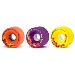 Orangatang Fat Free 65mm wheels