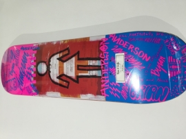 Girl Anderson Deck 8.5
