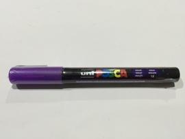 POSCA PC-3M/ 1,3mm Verfstift Glitter Purple