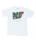 NEFF Fold T shirt Size L