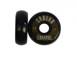 Ground Control 72mm 90a Wheels 4-pack