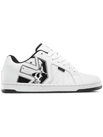 Fader 2 Metal Mulisha  White/Black/Grey Maat 47