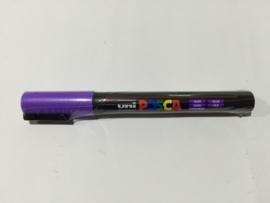Posca PC-3M/ 1,3mm Verfstift Purple