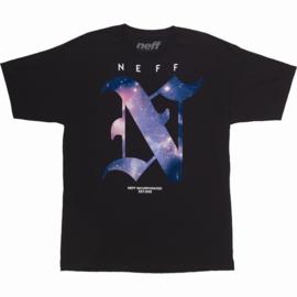 NEFF Space T-shirt Size M