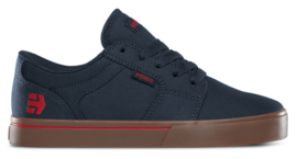 Kids barge LS Navy/Red/Gum Size 37.5/38.5/39.5