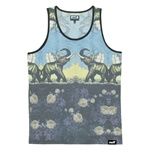 NEFF World Travelers Tank MT L