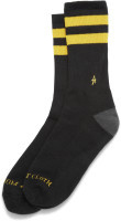 Altamont A stripe Sock Black